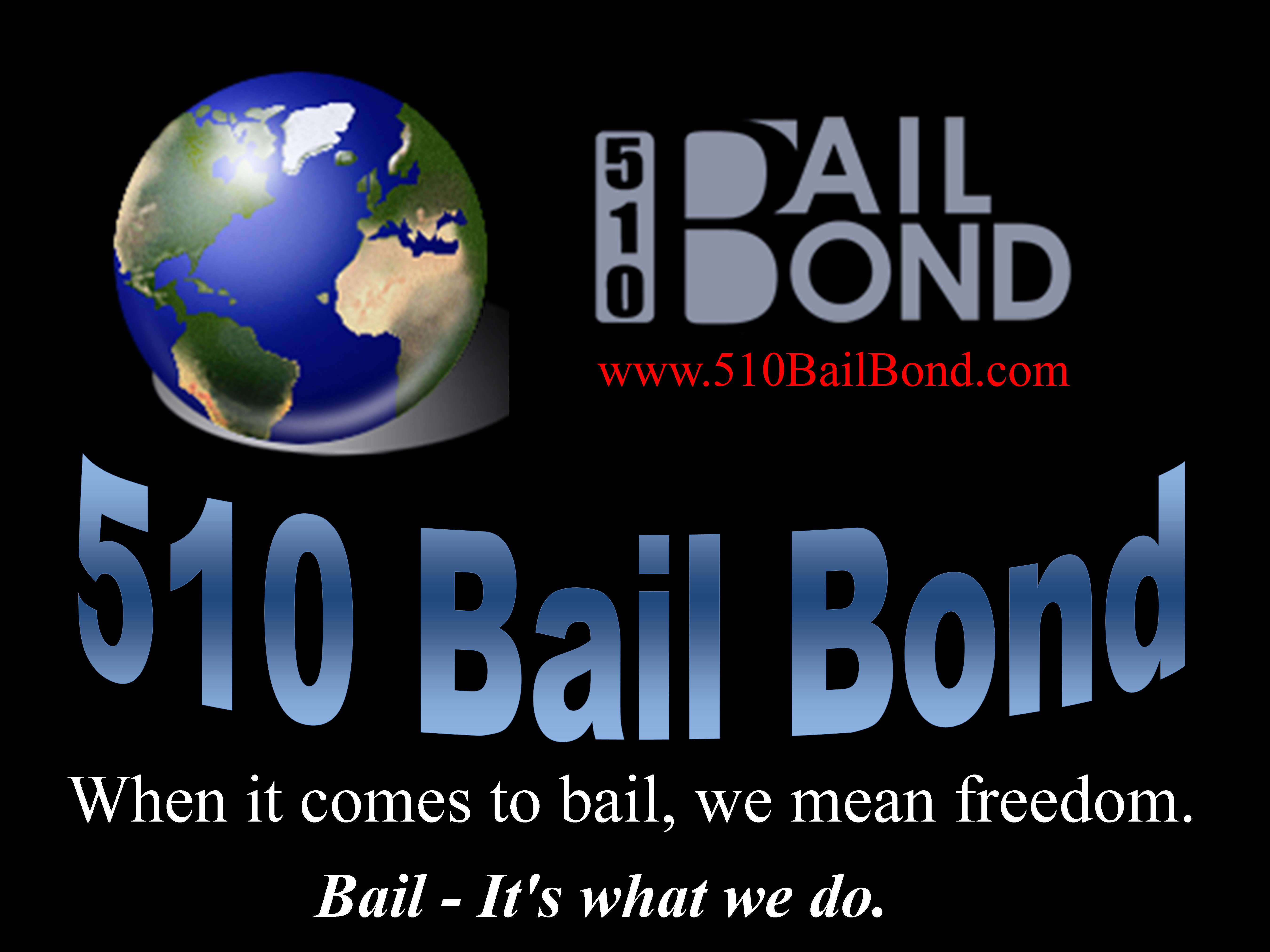 Comes to bail we mean freedom