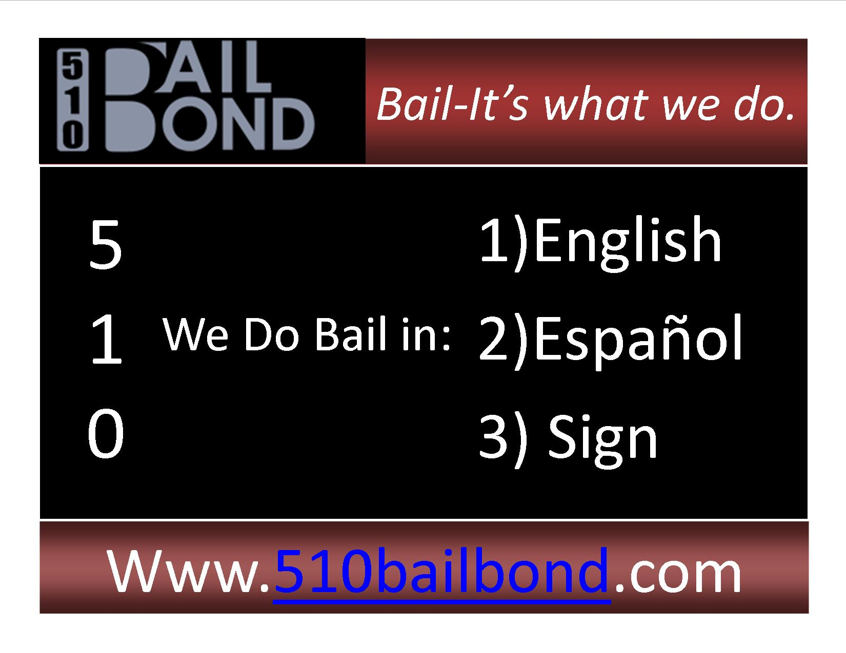 We do bail in
